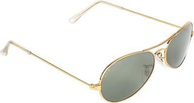 Fashion Hikes Solid Make Oval Sunglasses