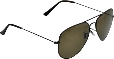 Style Square Aviator Sunglasses