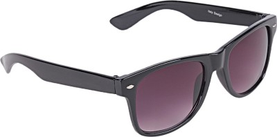 HDClair Basic Charm Wayfarer Sunglasses