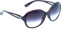 IDEE 2024-C6 Oval Sunglasses(Black)