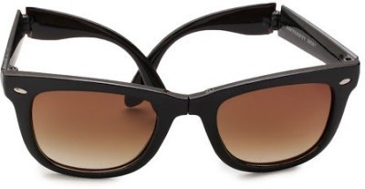 Pursho Foldable Wayfarer Sunglasses