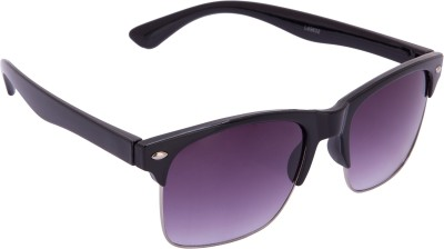 Xlnc Classic Wayfarer Sunglasses