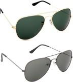 VIJEX 6570 | 6550 Aviator Sunglasses (Gr...