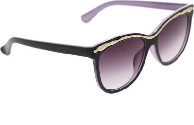 Vast Women_96022_INSIDEPURPLE Over-sized Sunglasses(Violet)