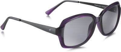 Fastrack P324BK1FP Cat-eye Sunglasses(Black)