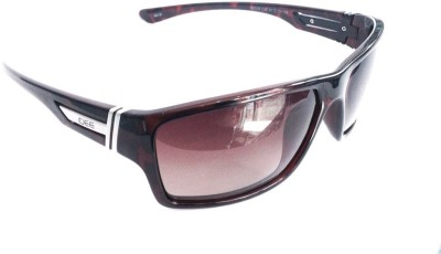 IDEE S 2008 c 3 p Rectangular Sunglasses(For Boys)