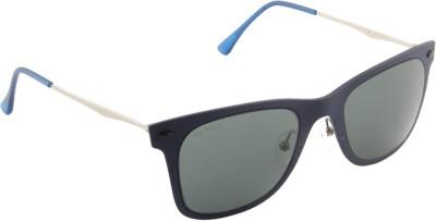 Voyage V4210MG1007 Wayfarer Sunglasses(Green)