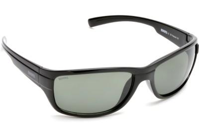 MTV Roadies RD-119-C2 Sports Sunglasses(Green)