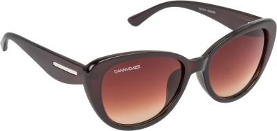 Danny Daze D-2538-C2 Oval Sunglasses