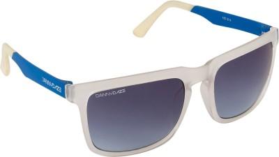 Danny Daze D-3208-C3 Rectangular Sunglasses