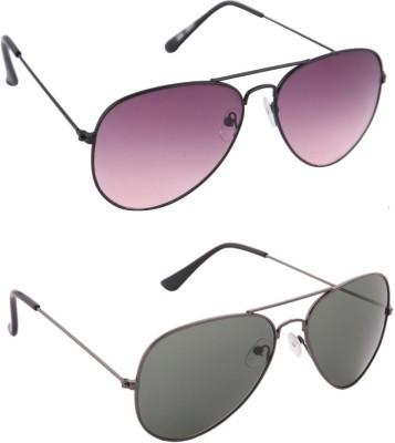 VIJEX Aviator Sunglasses