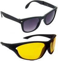 Red Leaf RCMB233_1 Wayfarer Sports Sunglasses(For Boys)