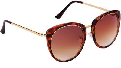 YORA Oval Sunglasses