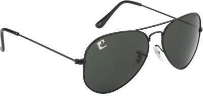 Clark N Palmer CNP-RB-735 Aviator Sunglasses(For Boys)