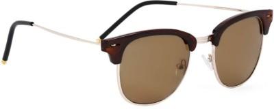 opticalplaza RETRO Round Sunglasses