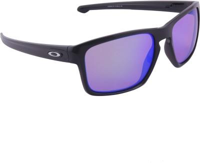 Oakley Sliver Polished Black w/ Prizm Golf Wayfarer Sunglasses