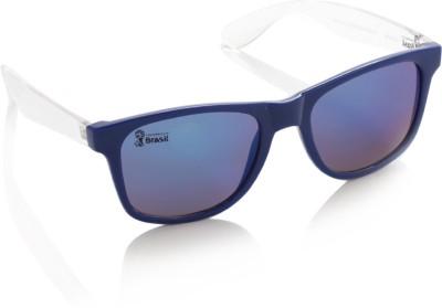 FIFA FB-S-206 Wayfarer Sunglasses(Blue)