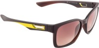 Farenheit FA-1147-C3 Sports Sunglasses(Brown)