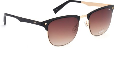 IDEE IDEE S2065 C2 52 Wayfarer Sunglasses(Brown)