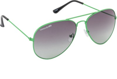 Danny Daze D-009-C3 Aviator Sunglasses