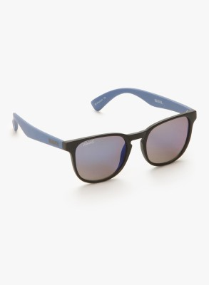 MTV Roadies RD-115-C6 Wayfarer Sunglasses(Blue)