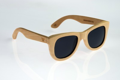 WOOD WORKS INC. Everest Wayfarer Sunglasses
