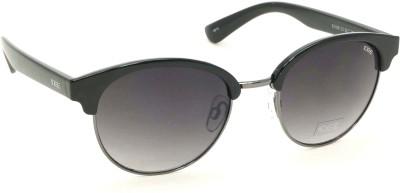 IDEE IDEE-S2166-C3 Round Sunglasses(Black)
