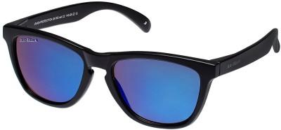 Joe Black JB-555-C2 Wayfarer Sunglasses(Blue)
