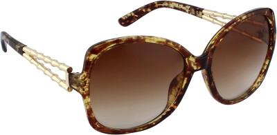 20Dresses Into The Wild Bumblebee Cat-eye Sunglasses