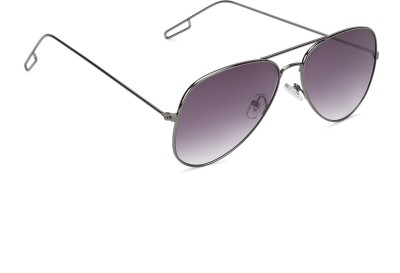 Olvin OL328-05 Aviator Sunglasses(Grey)