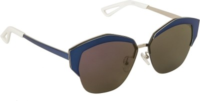 Danny Daze D-2815-C3 Oval Sunglasses