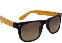 Sushito JSMFHGO0639 Wayfarer Sunglasses(Grey)