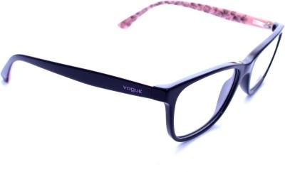 Vogue VO2899W44 Rectangular Sunglasses(Clear)