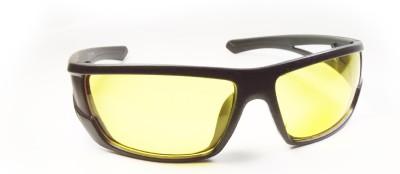 VIAANO Wrap-around Sunglasses