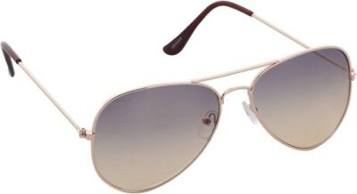 Peter John Stylish Aviator Sunglasses