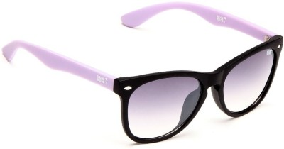 Highborn Modern Wayfarer Sunglasses