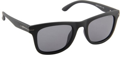 Voyage MG668 Wayfarer Sunglasses(Black)