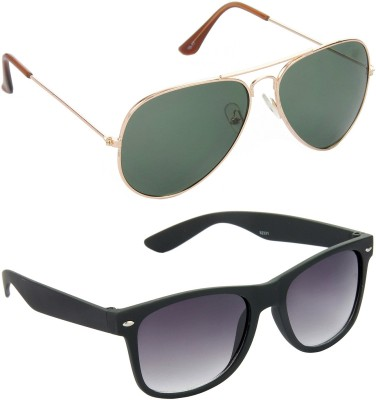 Red Leaf RCMB099_1 Aviator Sunglasses(For Boys)