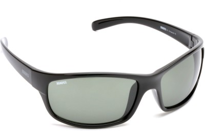 MTV Roadies RD-124-C2 Sports Sunglasses(Green)