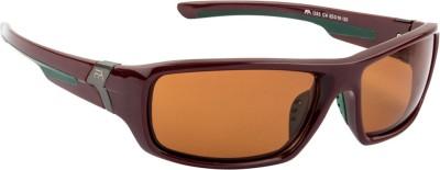 Farenheit FA-1355P-C4 Sports Sunglasses(Orange)