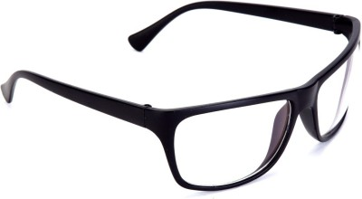 Cruzaar White Magic Wrap-around Sunglasses