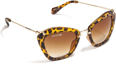 Danny Daze D-2510-C3 Cat-eye Sunglasses