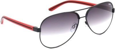 IDEE IDEE S2098 C2 61 Aviator Sunglasses(Grey)