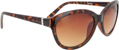 Vama Retro Oval Sunglasses