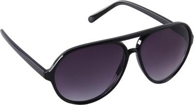Olvin OL310-01 Aviator Sunglasses(Grey)