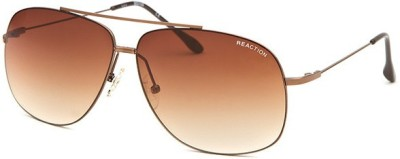 Kenneth Cole KC1236@6150G Aviator Sunglasses(Grey)