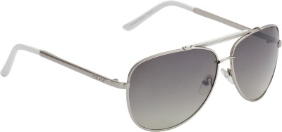 Fave FV008F02 Aviator Sunglasses(Green)