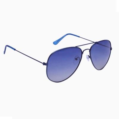 Silver Kartz Classic Aviator Sunglasses