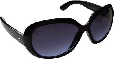 FLASH Retro Over-sized Sunglasses