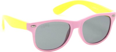 I-GOG Baby Kids (Age 4 to 14) Polarized Wayfarer Sunglasses